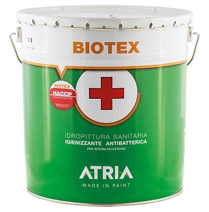 Idropittura Antimuffa BIOTEX OPACO da Lt 13
