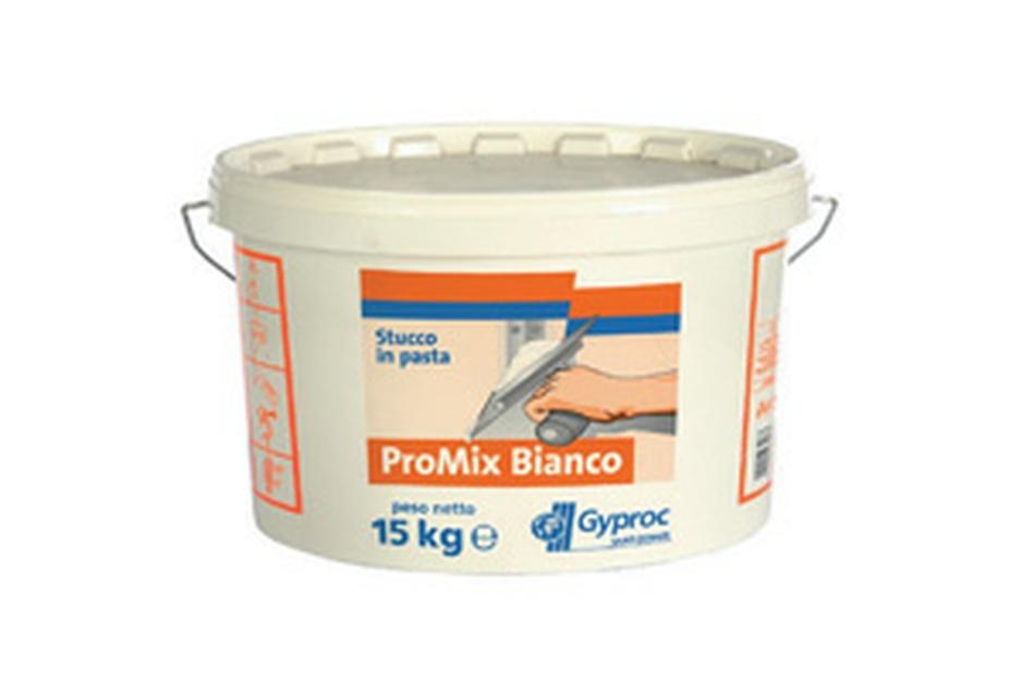 Promix Bianco Kg 15 Stucco In Pasta X Cartongesso E Muri Shop